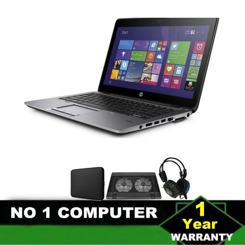 Laptop HP Elitebook 840 G1 i5-4300U, 14inch, 4GB, SSD 240GB + Bộ Quà Tặng - Hàng Nhập Khẩu