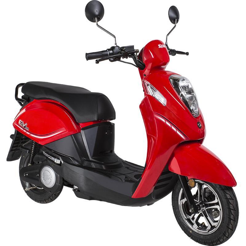 Xe máy điện SYM EV Elite - Đỏ