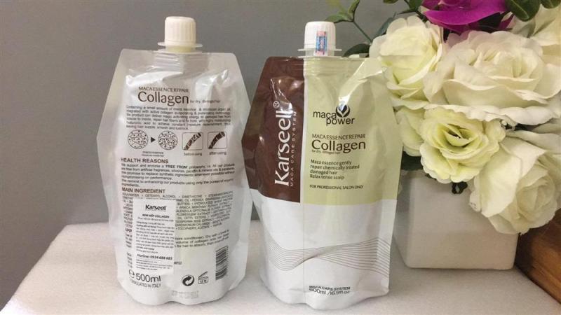 kem ủ tóc Collagen cao cấp