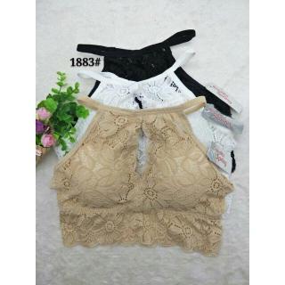 Combo 2 áo bra ren yếm sexy thumbnail