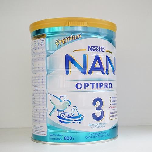 Bán Sữa Nan Nga Số 3 800G Cho Be Tren 1 Tuổi Nestlé Người Bán Sỉ