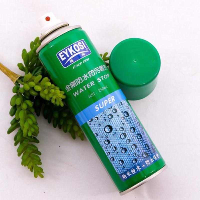 Bình xịt phủ nano chống nước đa năng Eykosi 250ml + Tặng 1 dụng cụ soi tai có đèn