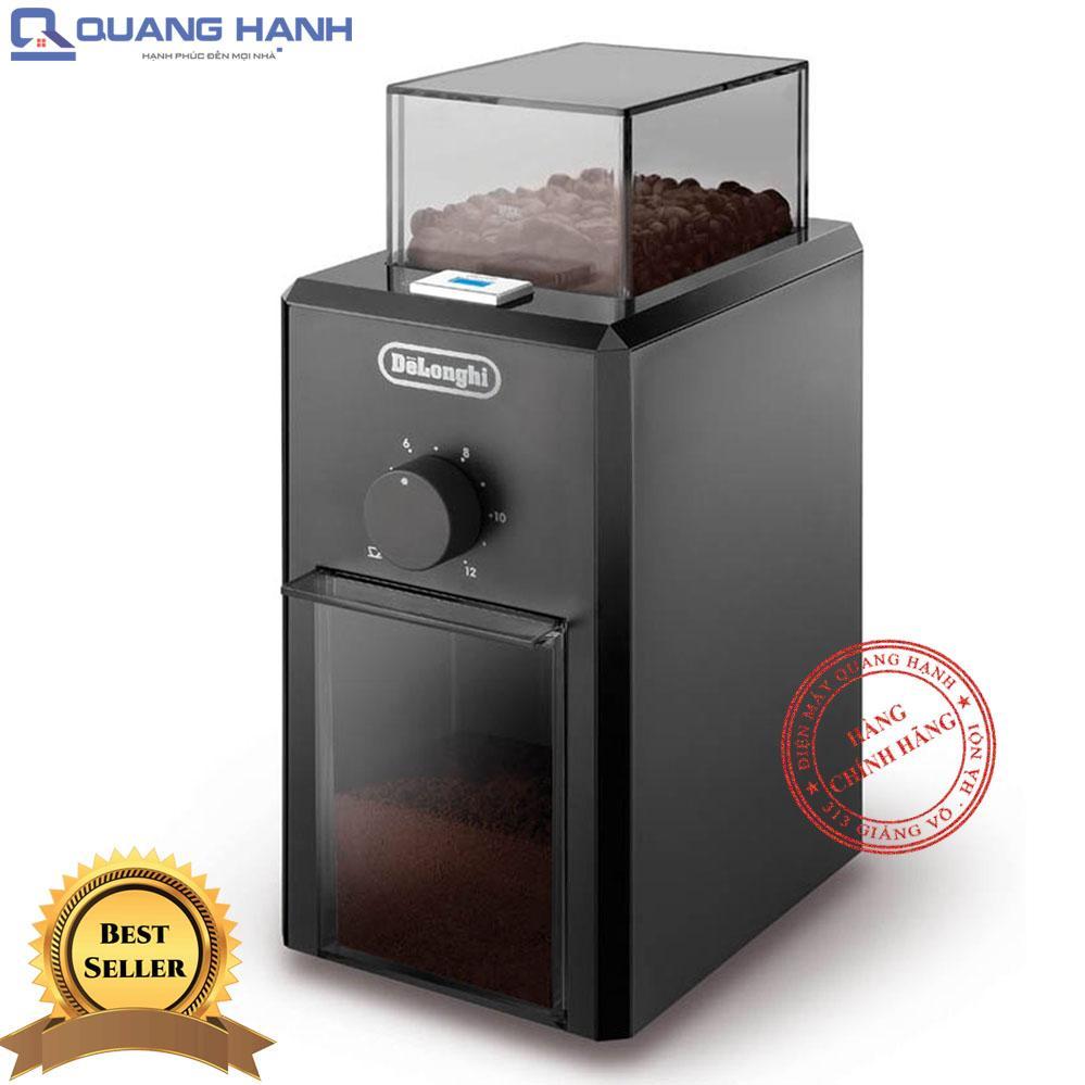 Máy xay cà phê Delonghi KG79 110W (Đen) - Hãng phân phối