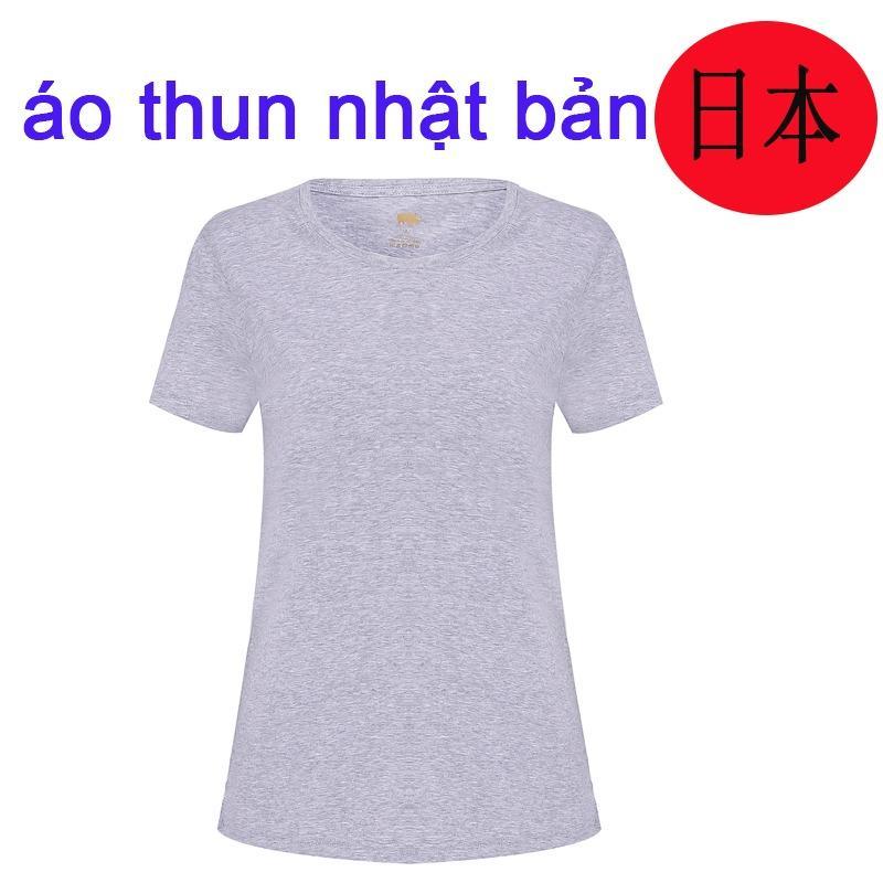 Ôn Tập Rossi Ao Thun Nữ Cotton 100 Xuất Khẩu Sieu Sịn Mau Muối Tieu Cổ Tron Trong Hồ Chí Minh