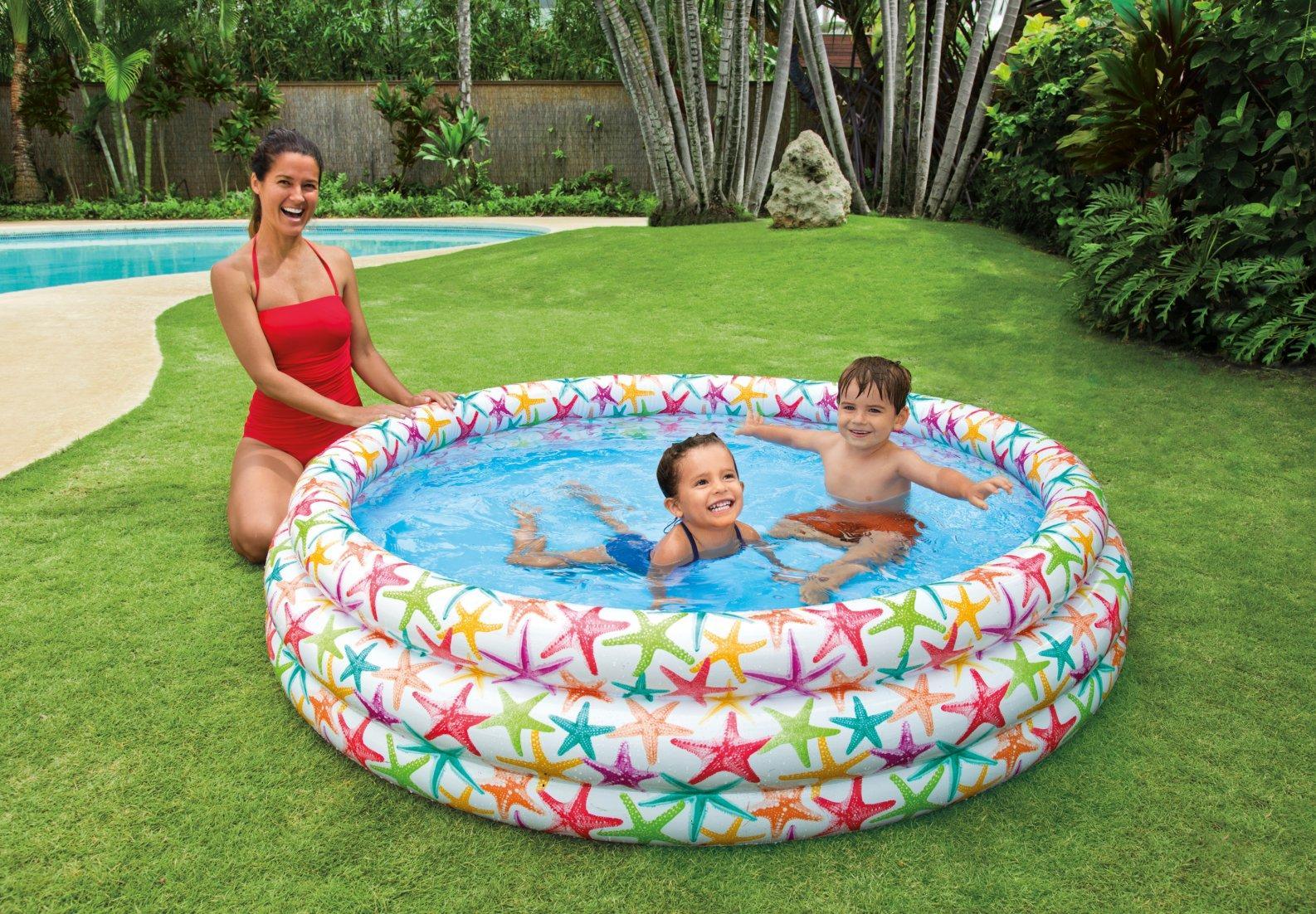 Bể Bơi Phao Đại Dương Cho Bé Intex 56440
