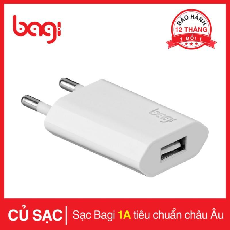 Củ sạc  Bagi cho Iphone ce - I51Z dùng cho iphone 5 5s 6 6s 7 7s 8 8s iphone X ipad ipod