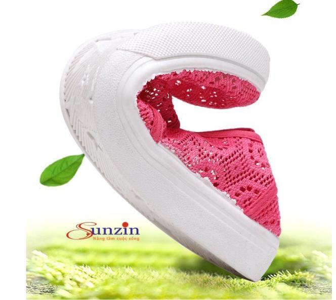 Giày lười nữ siêu thoáng SZW5 giá rẻ
