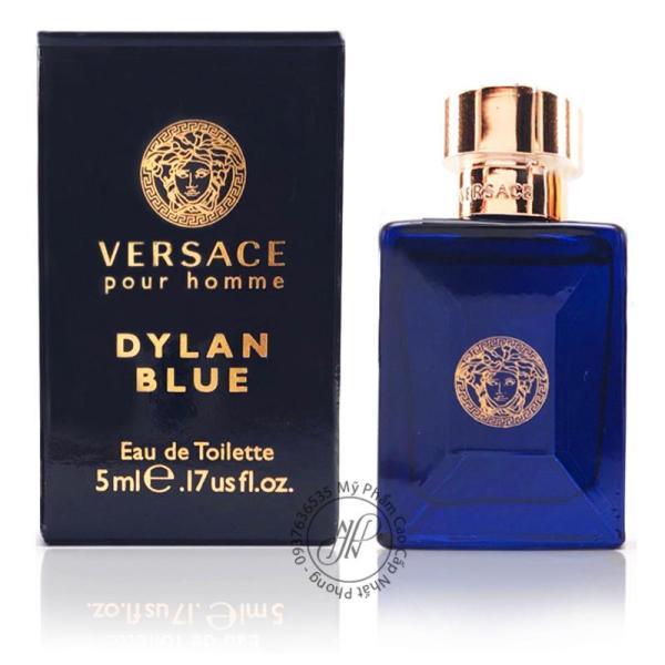 Nước hoa nam VERSACE Dylan EDT 5ml