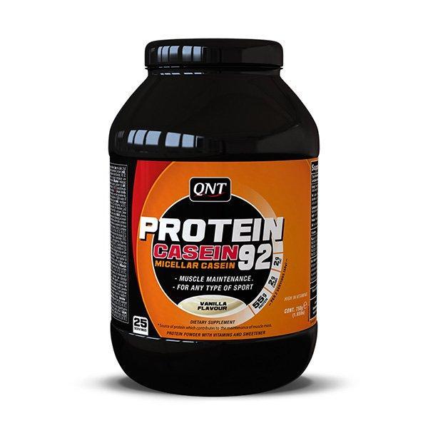 Thực phẩm chức năng QNT Casein92 Protein vị Vani nhập khẩu