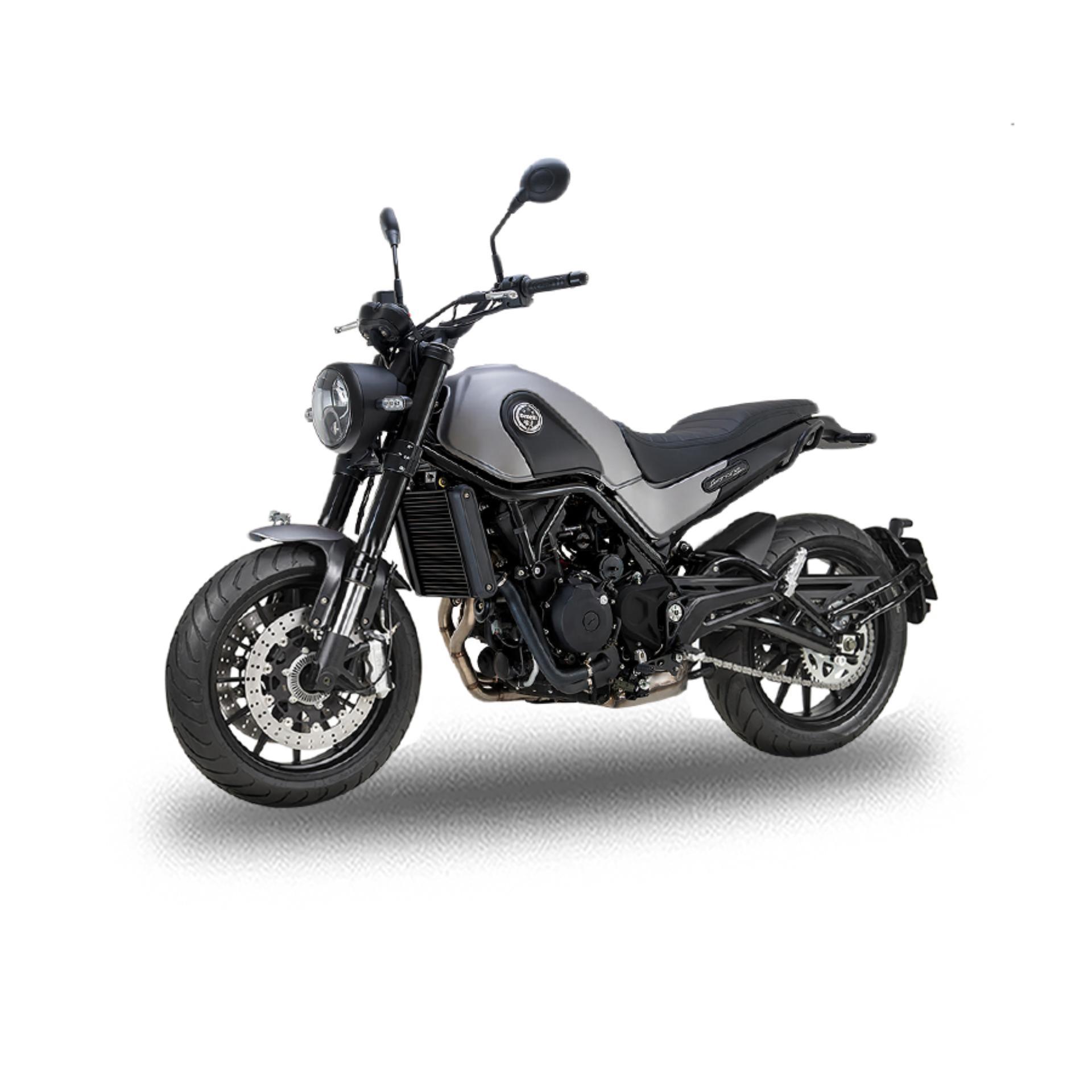 Xe máy 500cc BENELLI LEOCINO (màu xám)