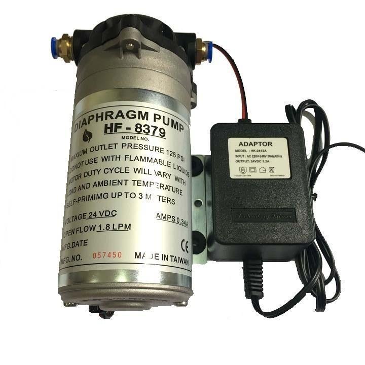 Máy bơm phun sương 24V HEADON HF - 8379, 30W