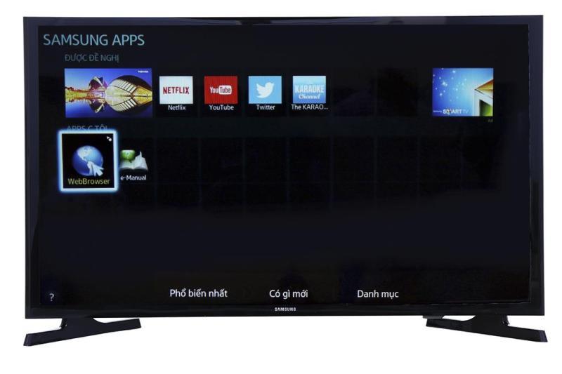 Bảng giá Tivi Samsung 32 inch UA32J4003D