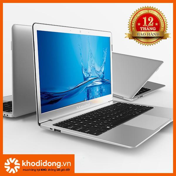 Hình ảnh Máy tính xách tay Masstel Notebook L133 - Vỏ kim loại siêu bền, thiết kế sang trọng với 3GB RAM