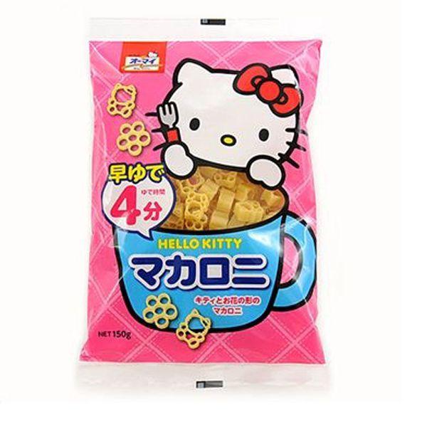 Mì nui Kitty Nhật Bản 150g