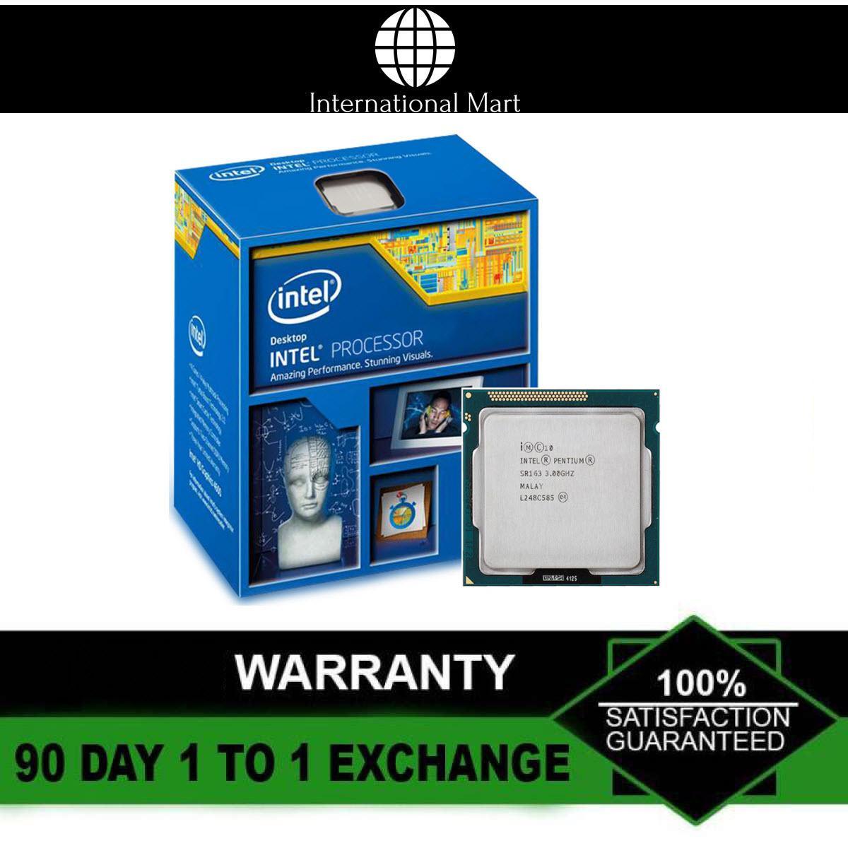 Chip xử lý Intel CPU Pentium G3220 (2 lõi- 2 luồng) Chất Lượng Tốt- Hàng Nhập Khẩu