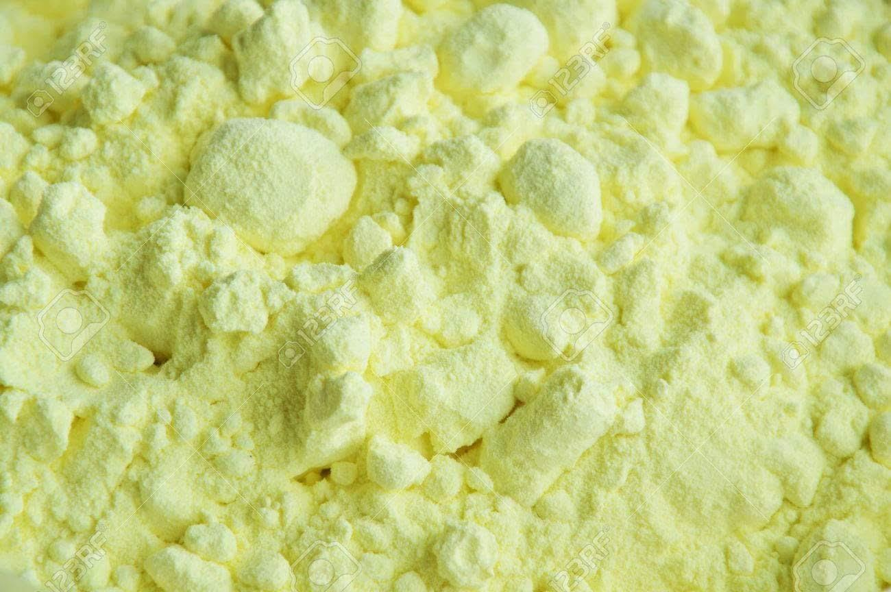 Hình ảnh 0,5 Kg bột Lưu huỳnh tinh khiết 99.8% (bón cây trồng)