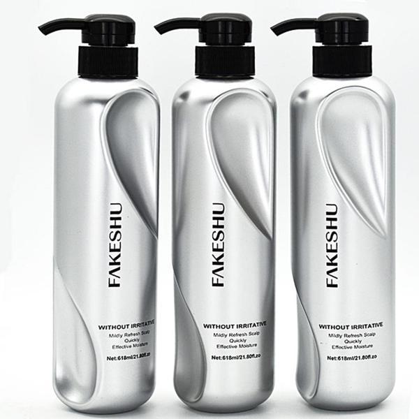 Ủ tóc phủ lụa tơ tằm phục hồi tóc Fakeshu 618ml giá rẻ
