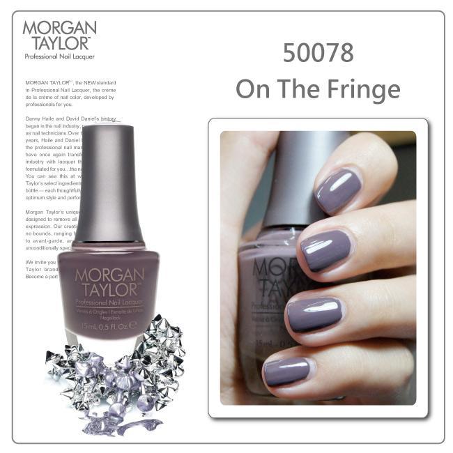 Sơn móng Morgan Taylor On the Fringe 50078 15ml tốt nhất