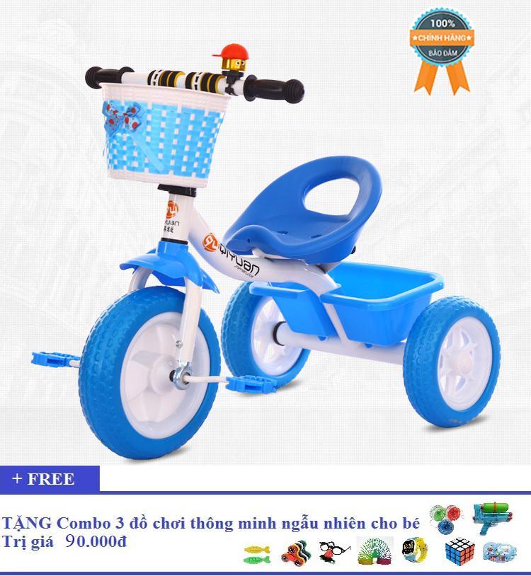 Xe đạp bánh trẻ em County Kaji mẫu mới 2018