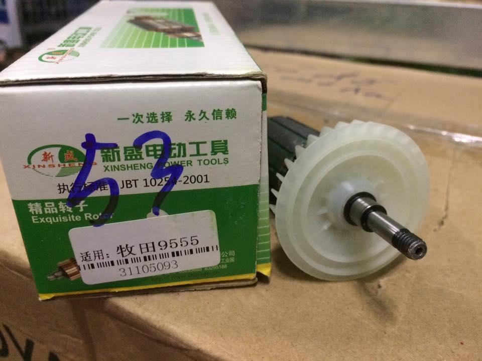 Rotor (ruột) máy mài góc Makita 9553