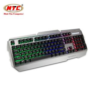 [Nhập ELJUN21 giảm 10%] Bàn phím giả cơ chuyên game Rdrags R500 Led 7 màu (Đen bạc) - Nhất Tín Computer thumbnail