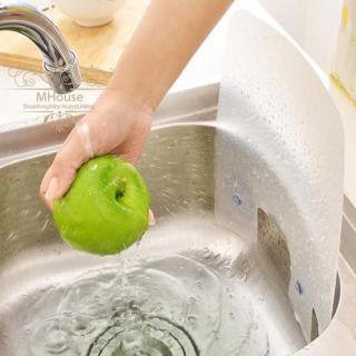 Combo 2 Tấm Chắn Nước Bồn Rửa Chén,Tấm Chắn Dầu Mỡ,Dụng Cụ Nhà Bếp,Đồ Dùng Nhà Bếp,Dụng Cụ Nhà Bếp Thông Minh thumbnail