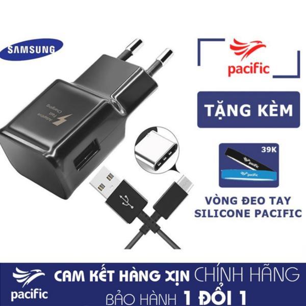Bộ Sạc Nhanh Samsung Galaxy S8 Plus + Tặng Que Chọc Sim Pacifc