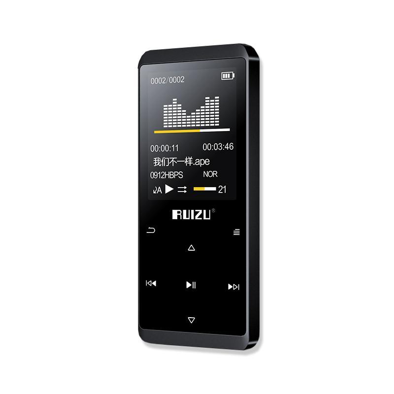 Cửa Hàng May Nghe Nhạc Lossless Bluetooth Ruizu D02 4Gb 2018 Phan Phối Chinh Hang Rẻ Nhất