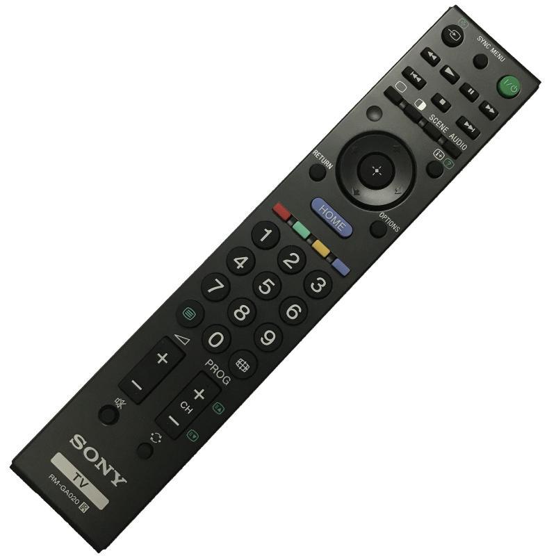 Bảng giá Điều khiển tivi sony RM - GA 020  (đen)