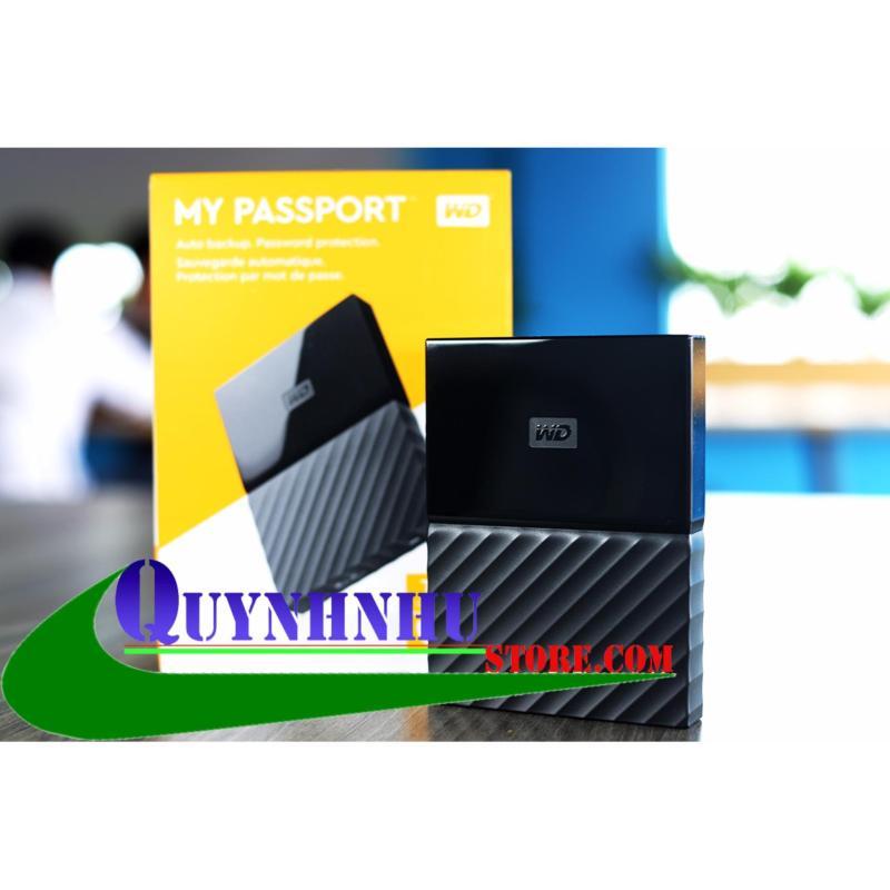 Bảng giá Ổ CỨNG DI  ĐỘNG WD MY PASSPORT 4TB Phong Vũ