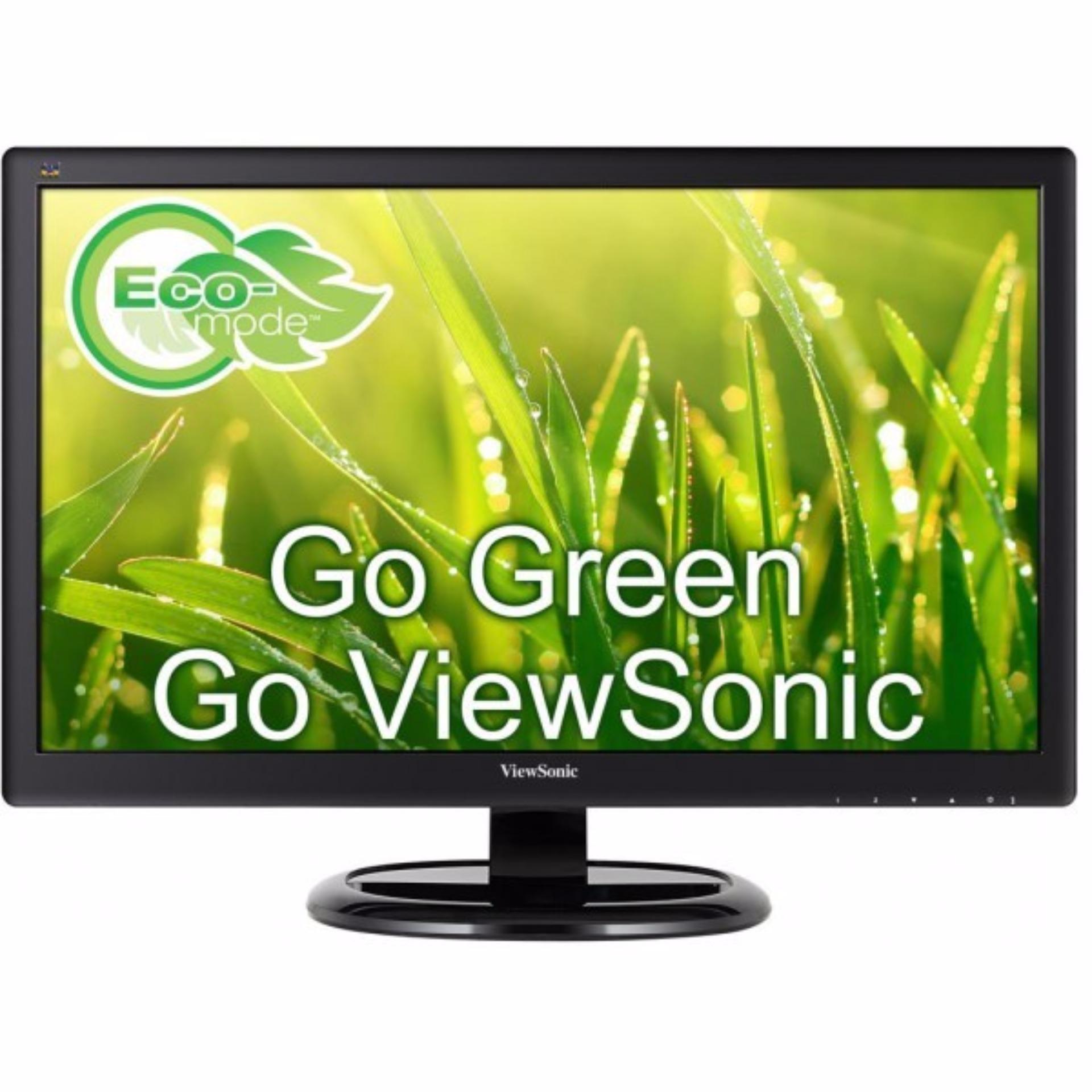 Màn Hình Viewsonic VA2465S 23.6 Wide Led Full HD-Hàng Nhập Khẩu