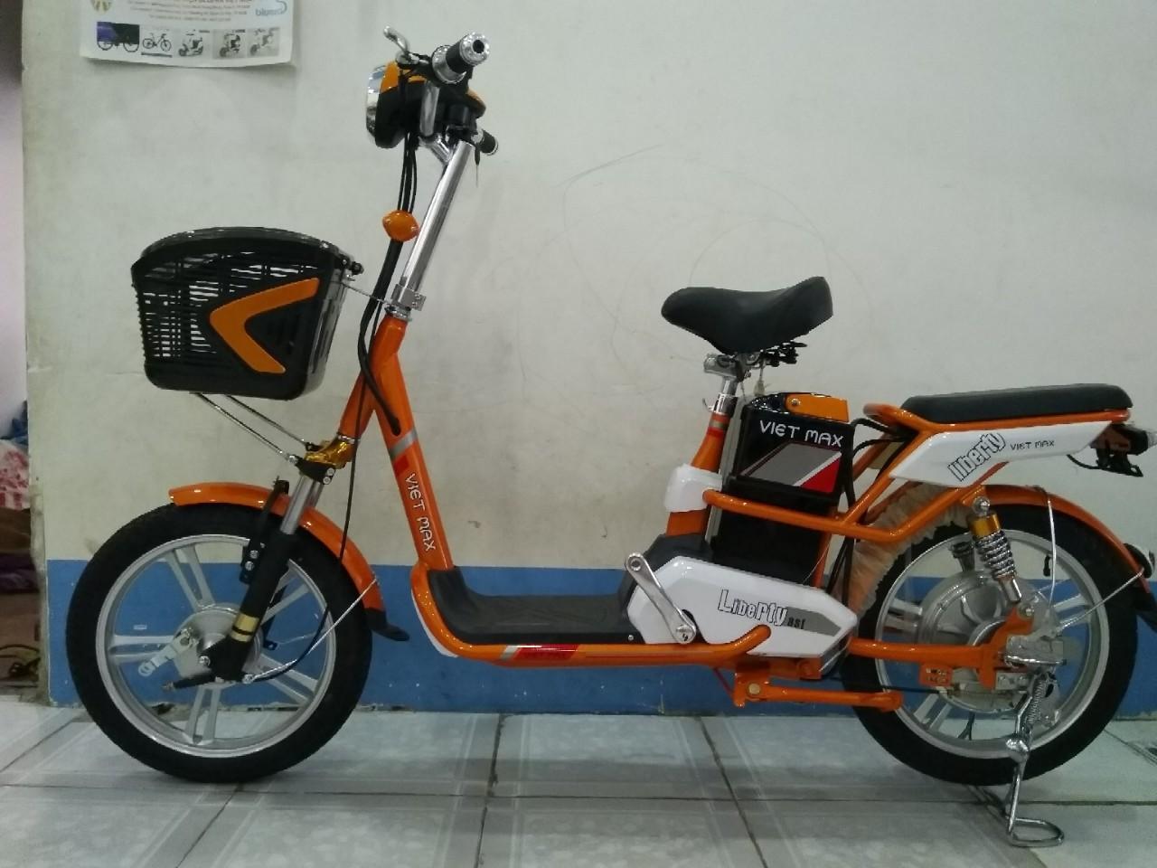Xe đạp điện Liberty