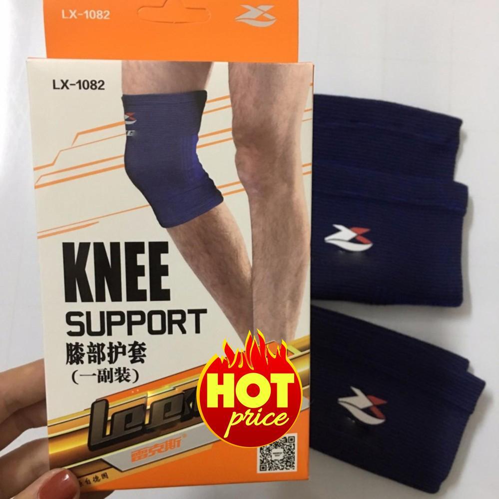 Hình ảnh Băng bảo vệ đầu gối đá bóng/băng bảo vệ khớp gối LX-1082