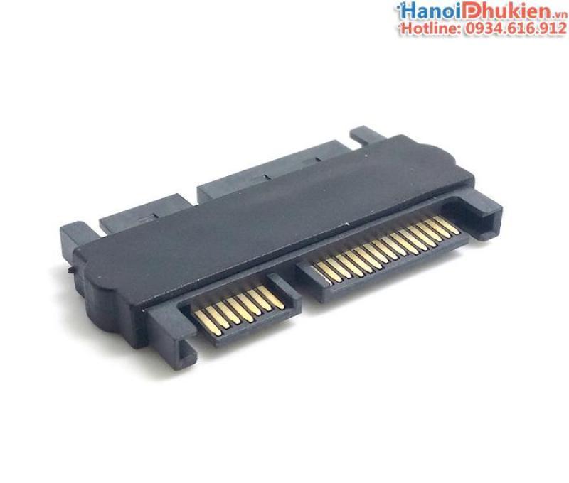 Bảng giá Giắc ổ cứng HDD SSD SATA 22pin (7+15pin) đực sang đực Phong Vũ