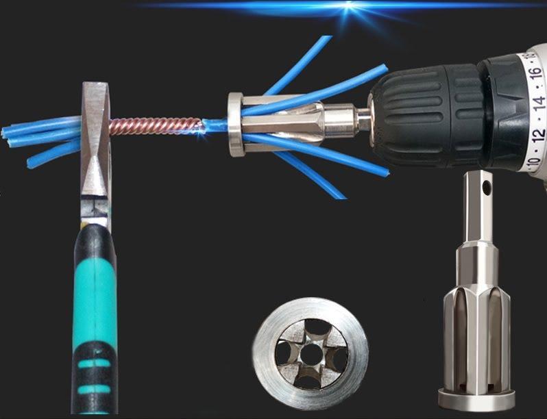 Dụng cụ nối dây điện đa năng