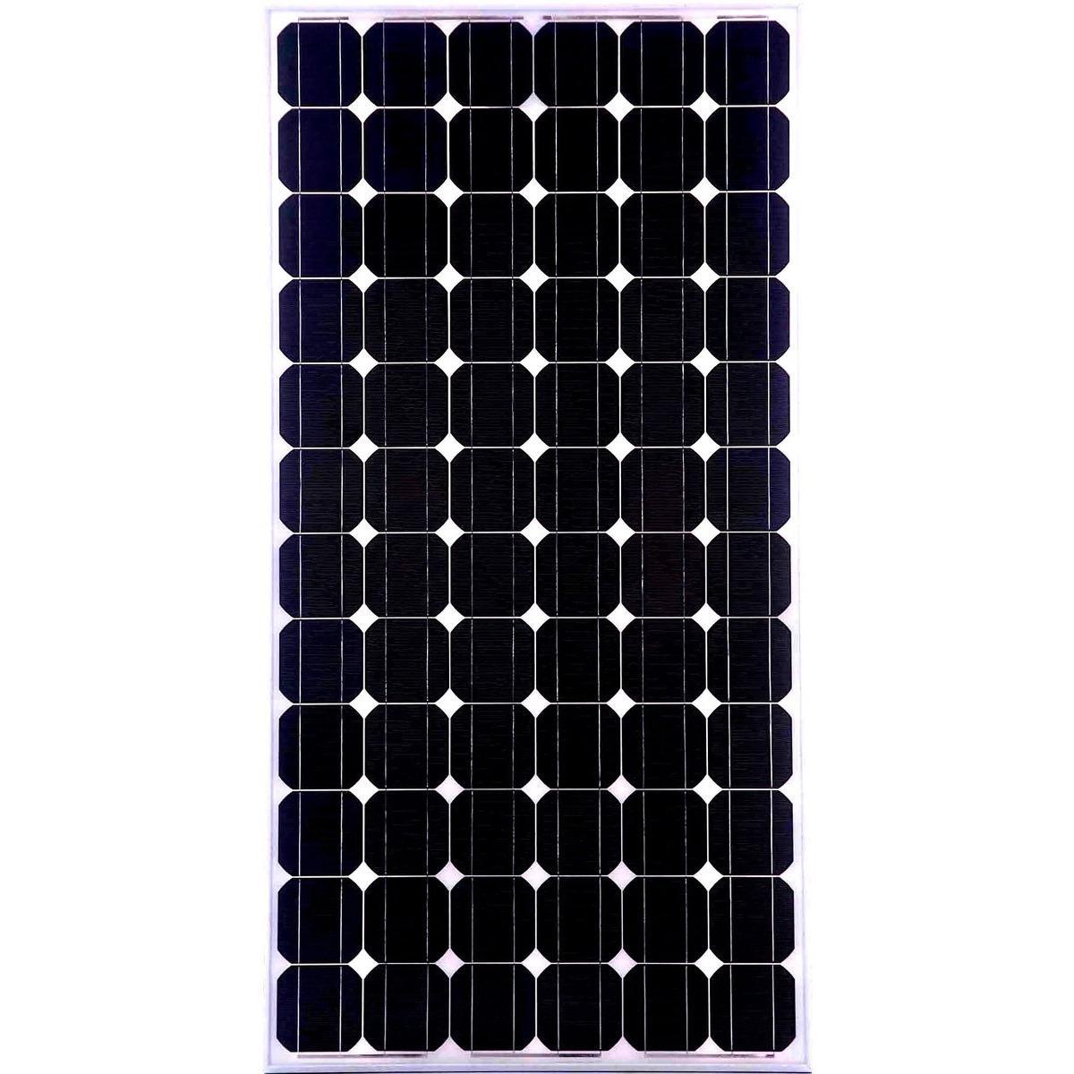 Pin năng lượng mặt trời Mặt trời đỏ poly 50W