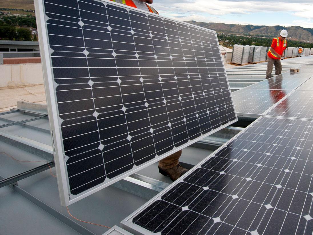 Tấm pin năng lượng mặt trời Mono 340W