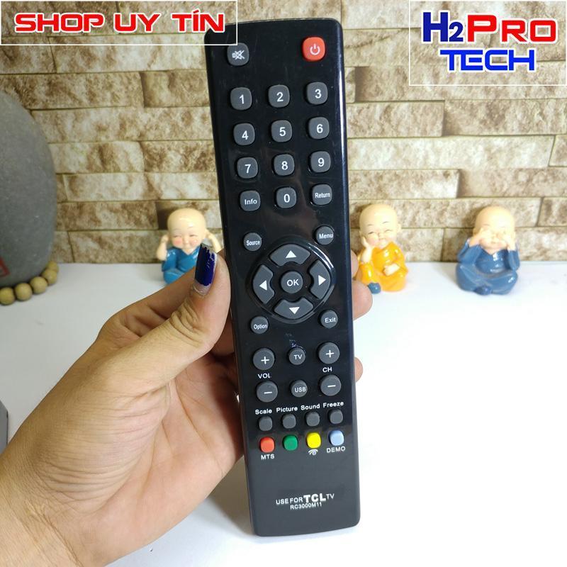 Bảng giá Điều khiển tivi LCD TCL RC3000M11 (tặng đôi pin)
