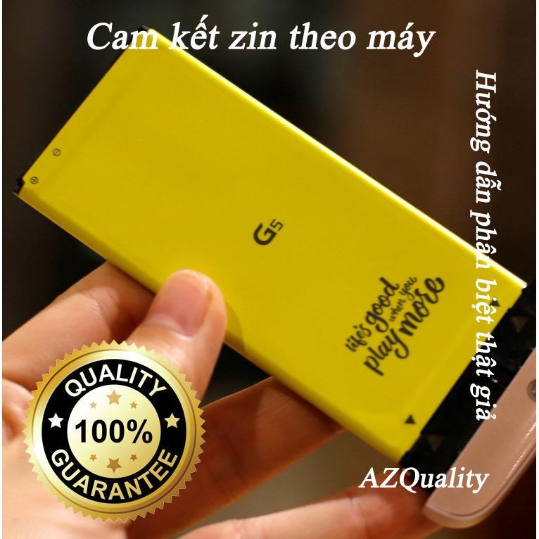 Giá Bán Pin Zin Lg G5 Bl 42D1F 2800 Mah Pkcenter Cam Kết Zin May Lg G5 Tốt Nhất
