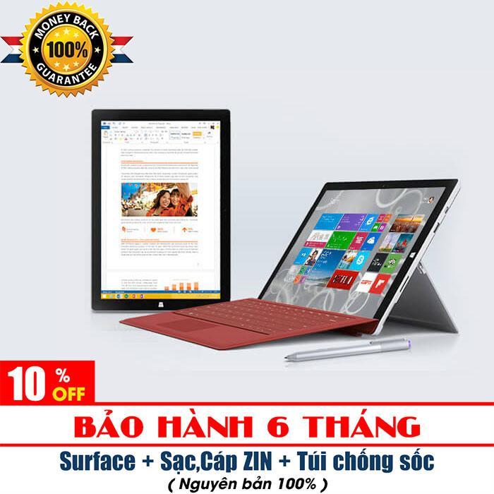 Hình ảnh Surface Pro 3 - Intel Core i5 / RAM 8GB / SSD 256GB