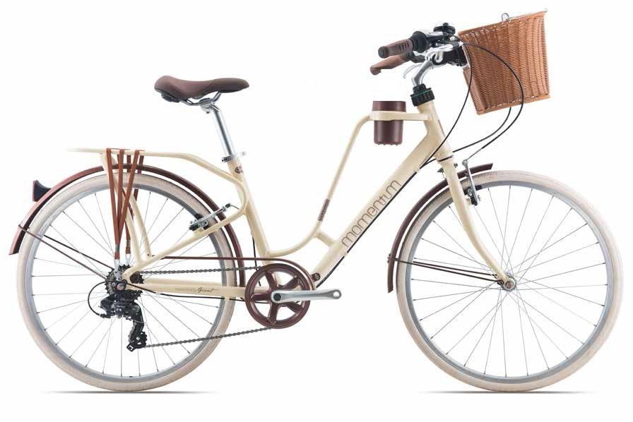 Xe đạp thể thao Giant 2019 INEED LATTE Kem