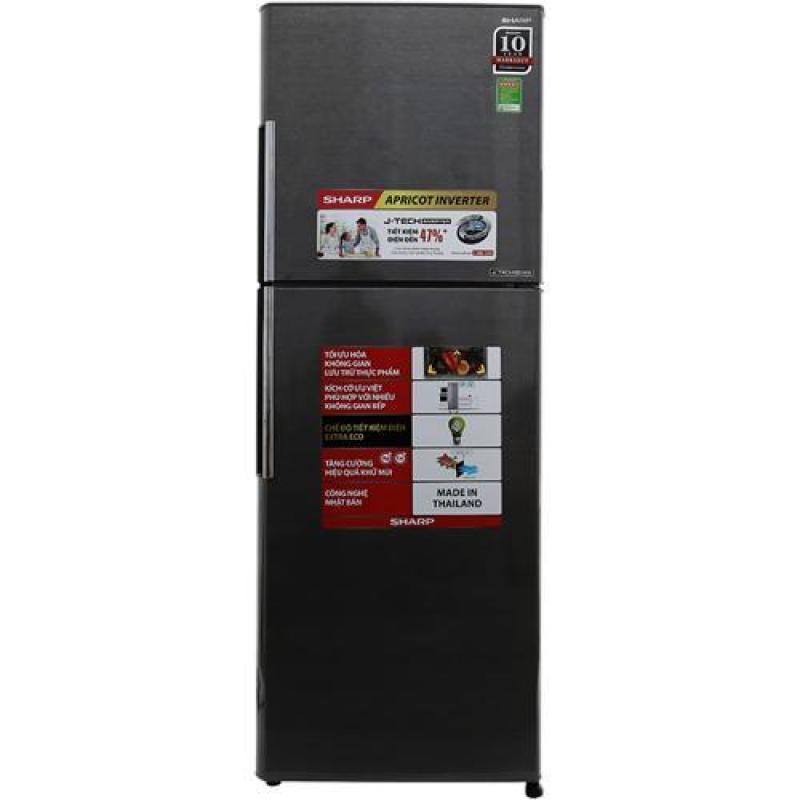 Tủ Lạnh Sharp SJ-X316E-DS Làm lạnh trên 314L
