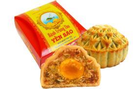 Hình ảnh Bánh trung thu Yến sào hộp 1 bánh X 200g - thập cẩm