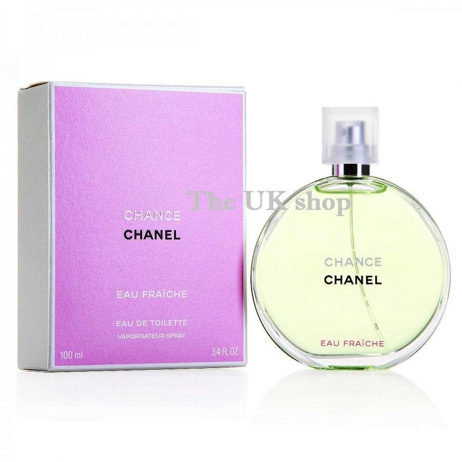 Nước hoa nữ Chanel Chance Eau Fraiche 100ml