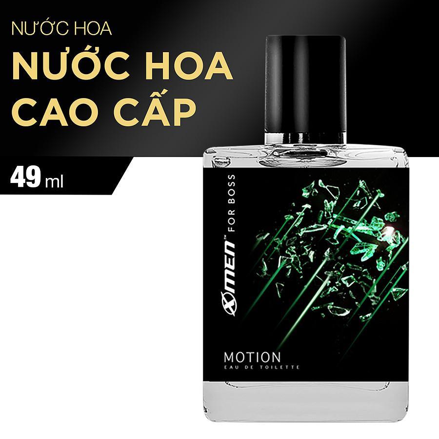 NƯỚC HOA  X-MEN FOR BOSS MOTION 49ML