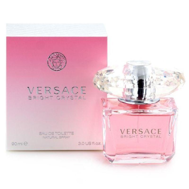 Nước hoa nữ Versace-Bright Crystal- 90ML