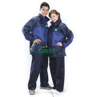 Bộ quần áo mưa 2 lớp 3 công dụng Hưng Việt thumbnail