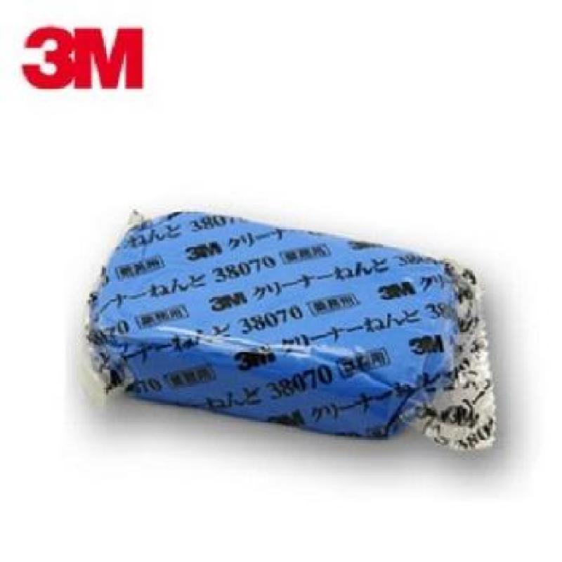 Đất sét tẩy bụi sơn xe hơi 3M Perfect It III Cleaner Clay 38070 (Xanh)