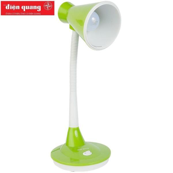 Đèn Bàn Điện Quang ĐQ DKL08 chóa nhựa ( Kèm bóng 5W )