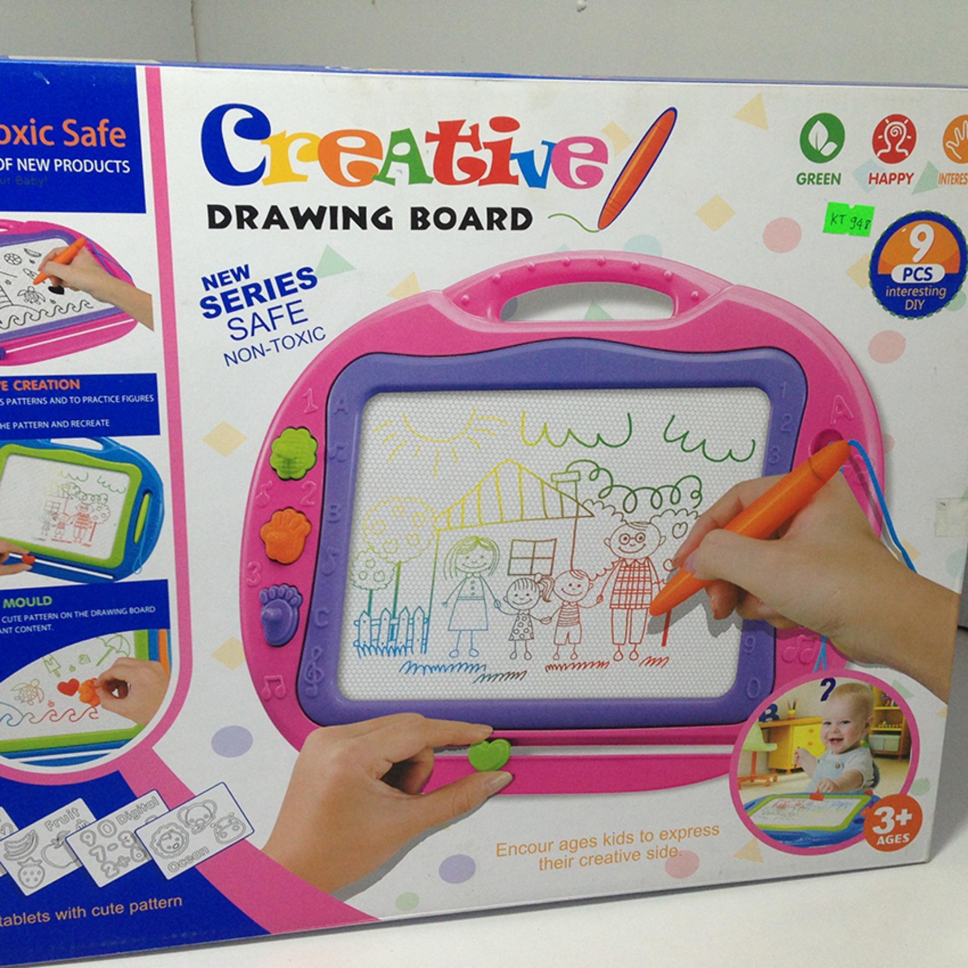 Hình ảnh Bảng xóa Creative Drawing Board AT948